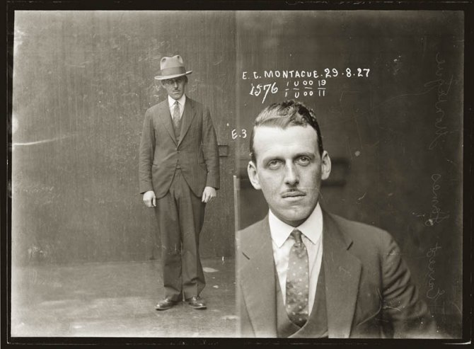 vintage mugshots black and white 6