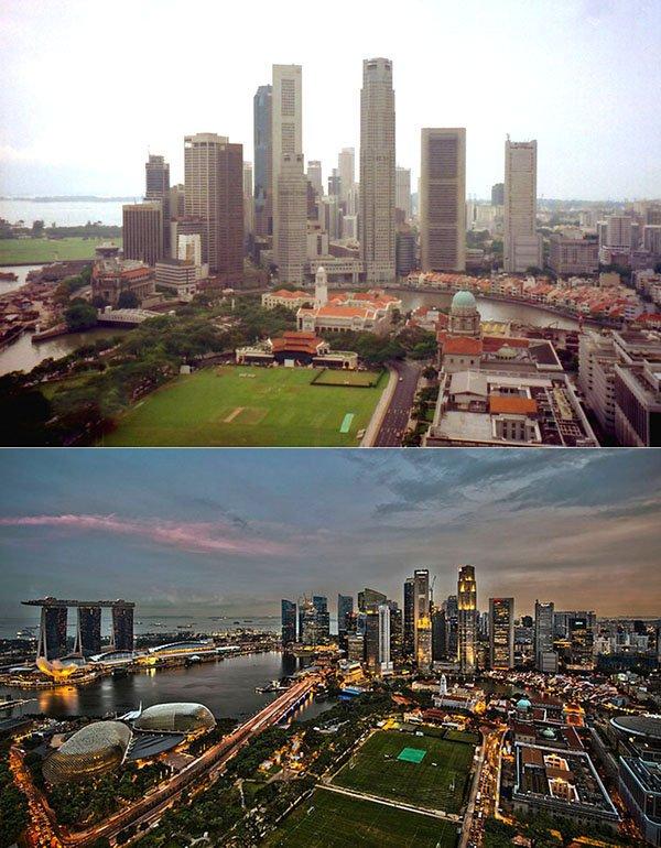 14 evolution singapore city