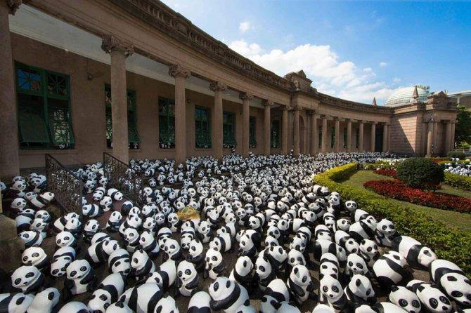1600 pandas in hong kong designboom 05