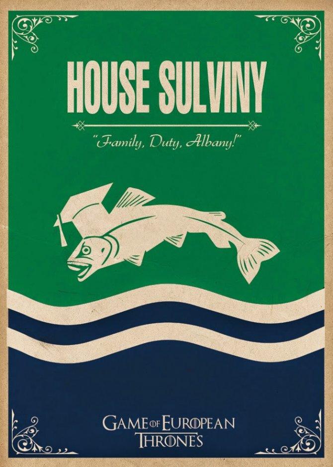 House-Sulviny