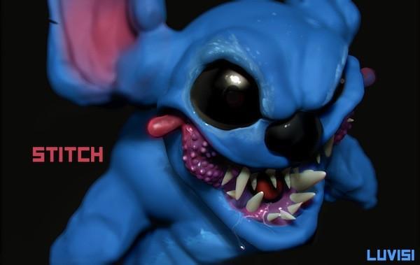 stitch___by_danluvisiart-d5ix9l0