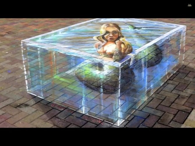20 Awesome 3D Street Art Illusions15  880