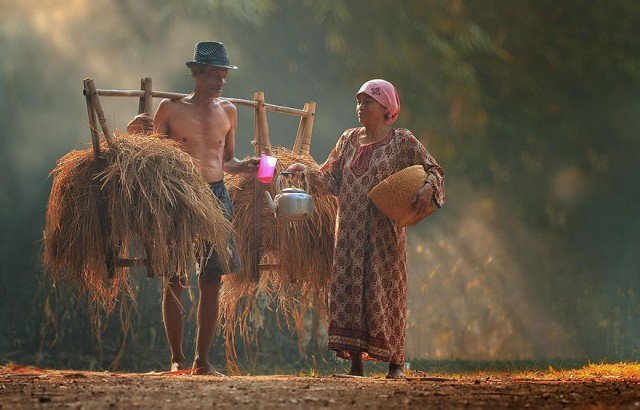 Life In Indonesian Villages Captured by Herman Damar 10 640x410
