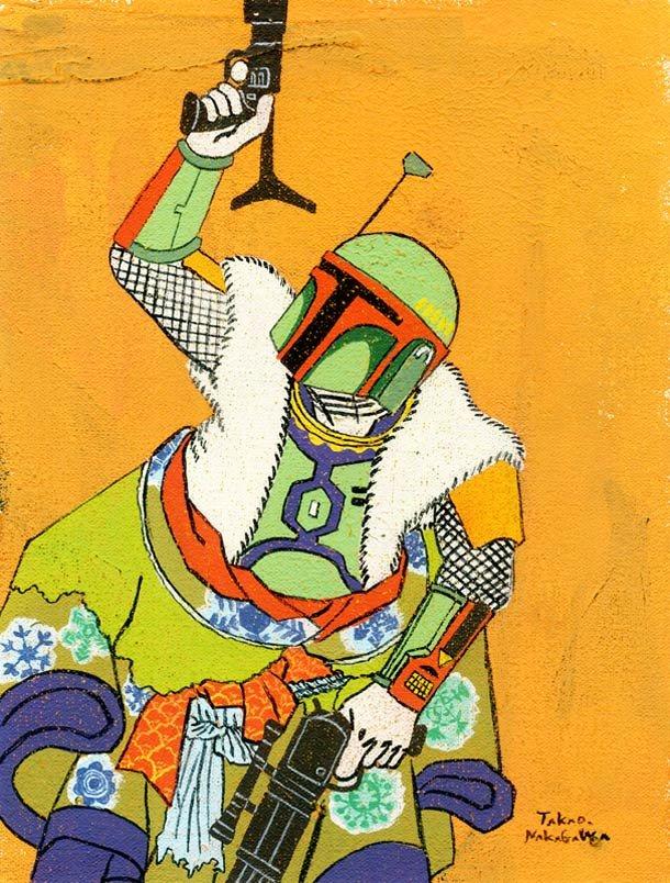 Ukiyoe Character series 11