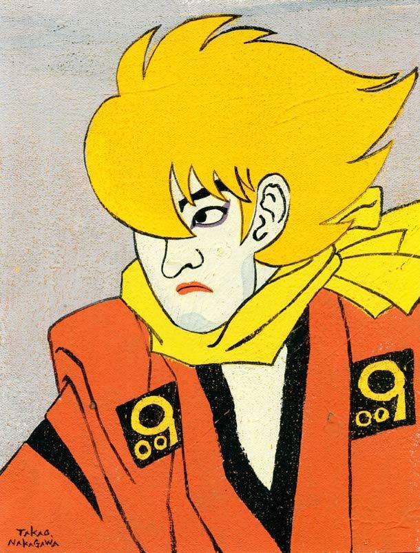 Ukiyoe Character series 12