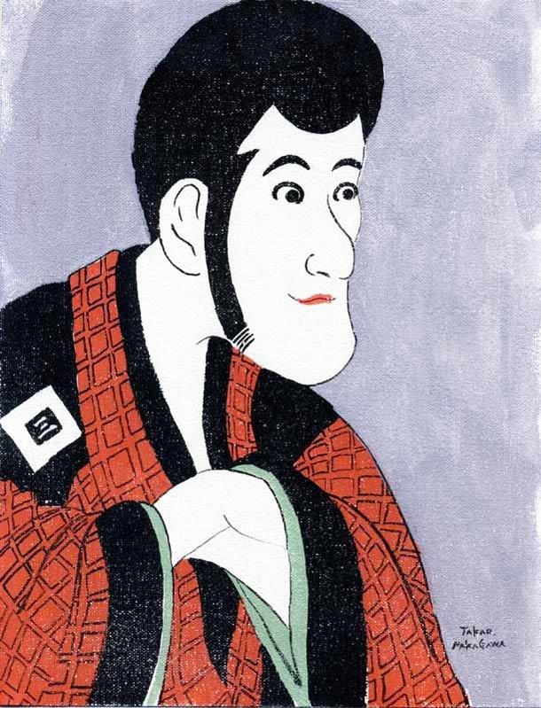 Ukiyoe Character series 14