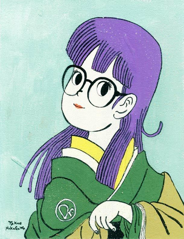 Ukiyoe Character series 16