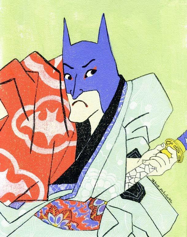 Ukiyoe Character series 6