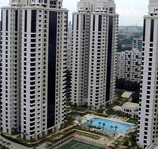 Ardmore Park, Block One, Two and Three, Singapore