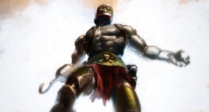 kuoojby epic masters of the universe redesign gives he man kick ass new look