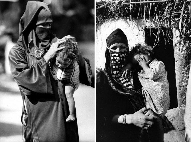 mothers childhood photography family ken heyman 10
