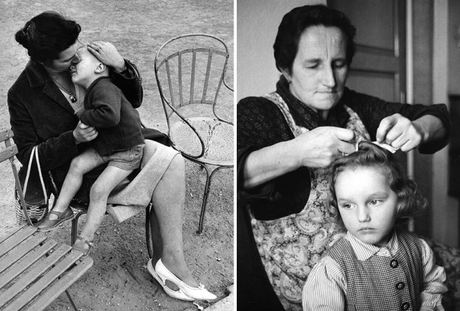 mothers childhood photography family ken heyman 12