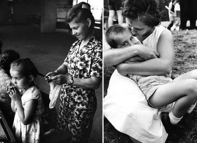 mothers childhood photography family ken heyman 14