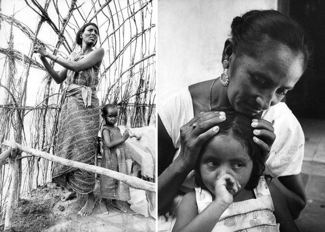 mothers childhood photography family ken heyman 21