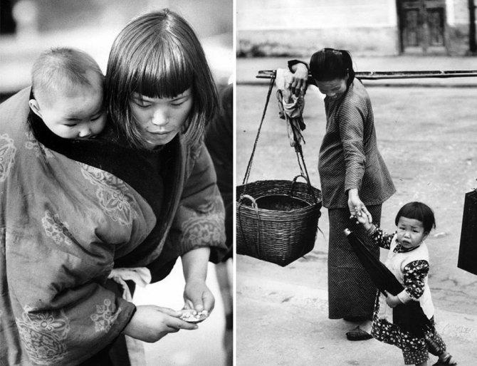 mothers childhood photography family ken heyman 6