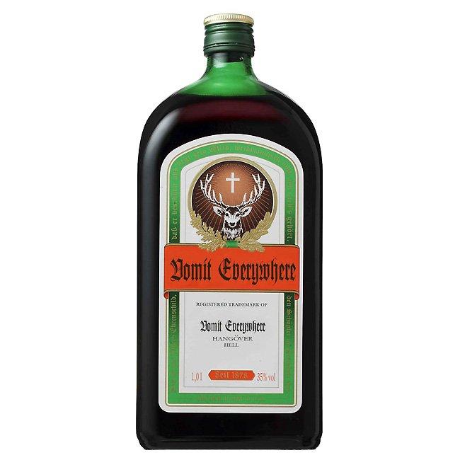 vere etichette alcolici sbronza conseguenze 7
