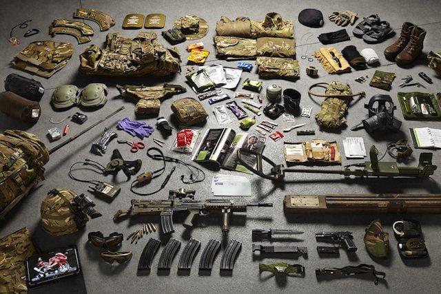 equipaggiamento soldati esercito storia 13
