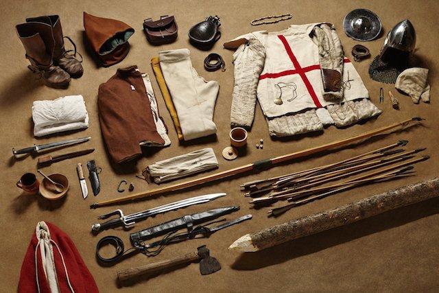 equipaggiamento soldati esercito storia 3