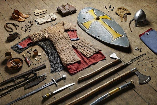 equipaggiamento soldati esercito storia 1