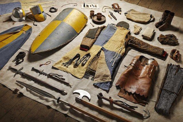 equipaggiamento soldati esercito storia 2