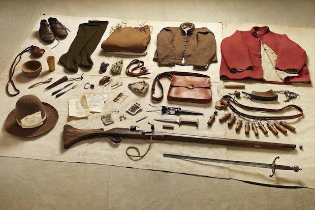 equipaggiamento soldati esercito storia 6