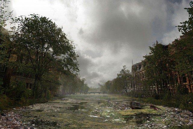 monumenti mondo apocalisse distrutto guerra 8