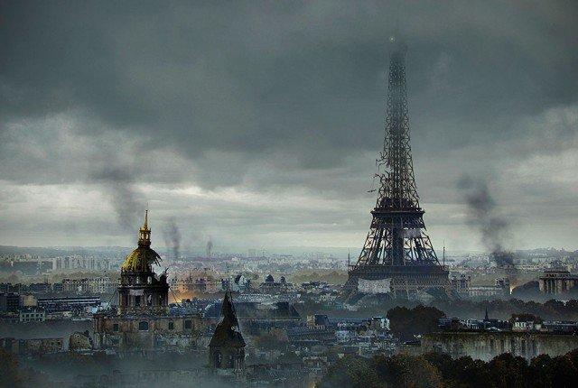 monumenti mondo apocalisse distrutto guerra 16