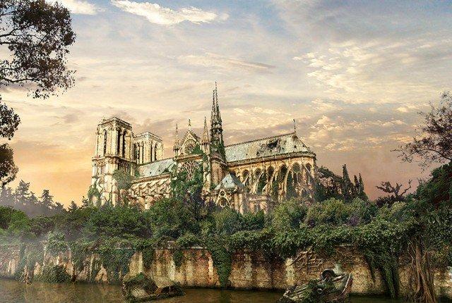 monumenti mondo apocalisse distrutto guerra 22
