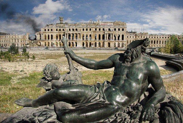 monumenti mondo apocalisse distrutto guerra 32