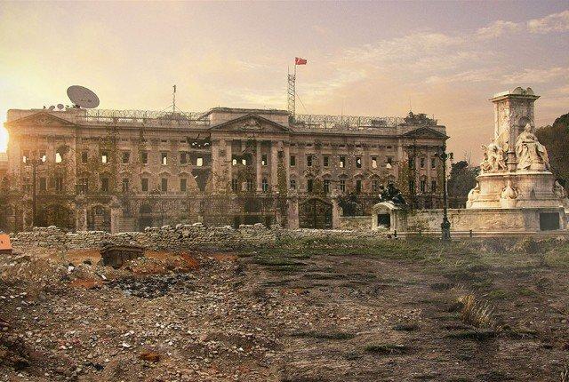 monumenti mondo apocalisse distrutto guerra 2