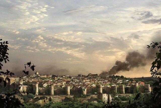 monumenti mondo apocalisse distrutto guerra 6