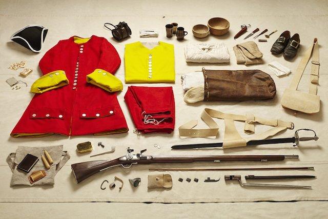 equipaggiamento soldati esercito storia 7