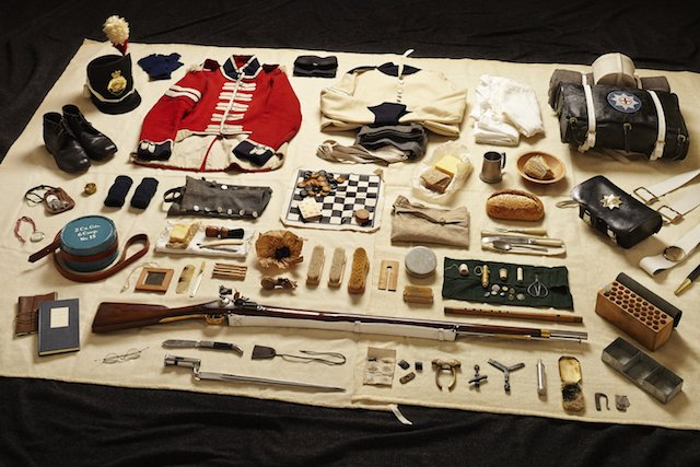 equipaggiamento soldati esercito storia 8