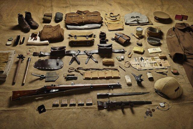 equipaggiamento soldati esercito storia 10