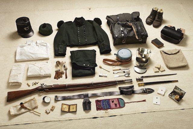 equipaggiamento soldati esercito storia 9