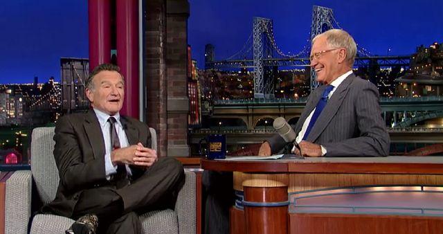 Robin-William-Letterman-show