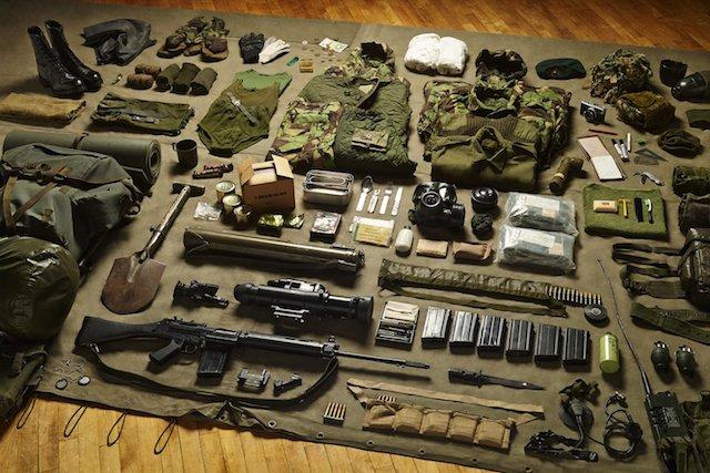 equipaggiamento soldati esercito storia 12