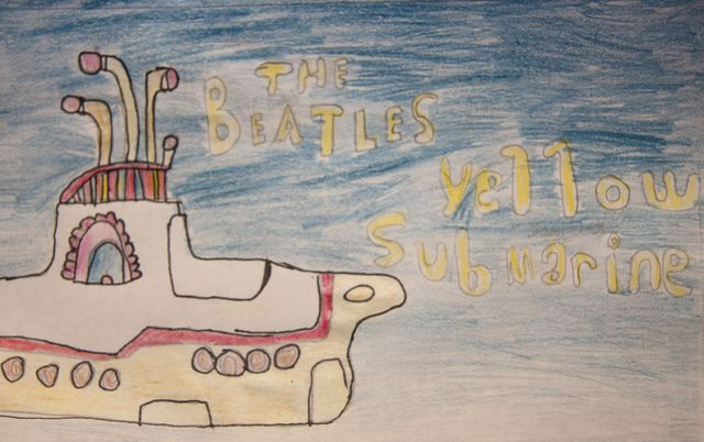 The Beatles - Yellow Submarine (1999 Reissue) (by Sophie)