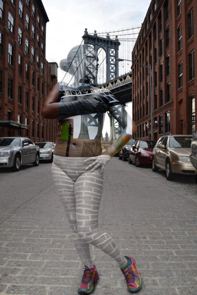 Tina-Merry-New-York-Body-Painting-manatthan-bridge