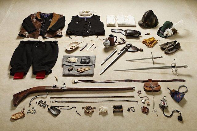 equipaggiamento soldati esercito storia 5