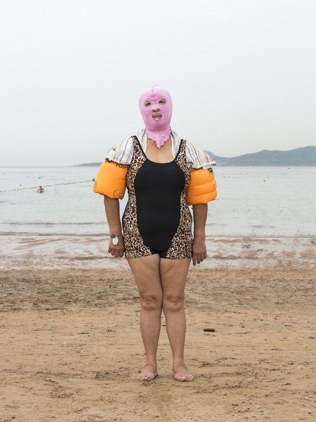 facekini costume faccia cina 2
