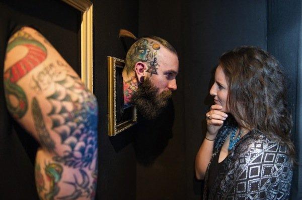esposizione mostra tatuaggi modelli 1
