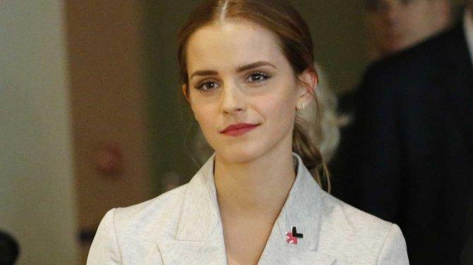 Actress-Emma-Watson