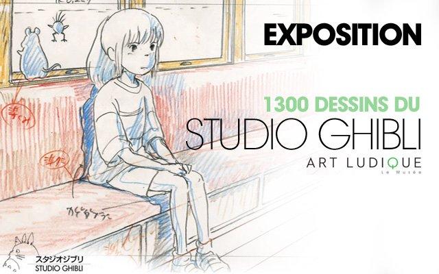 mostra disegni miyazaki studio ghibli 1