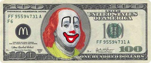 banconote modificate disegni dollari supereroi 51