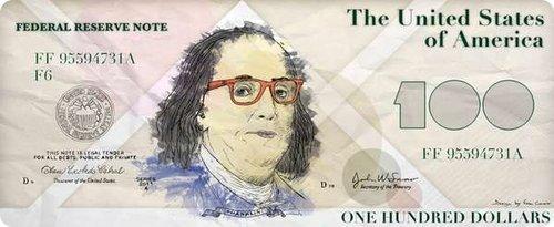 banconote modificate disegni dollari supereroi 52