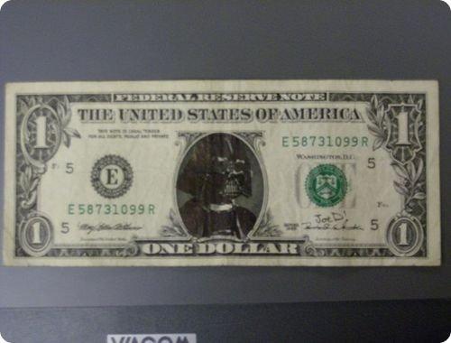 banconote modificate disegni dollari supereroi 47