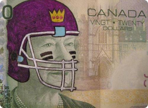 banconote modificate disegni dollari supereroi 9