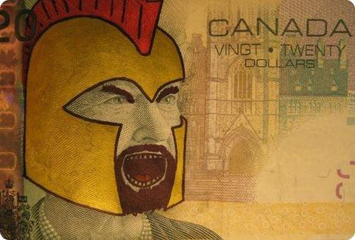 banconote modificate disegni dollari supereroi 5