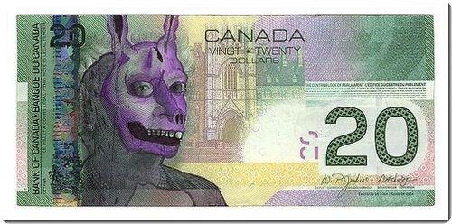 banconote modificate disegni dollari supereroi 29